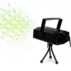 Лазерный мини-проектор, точки с узором