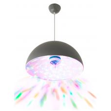 Диско-Лампа ЛОТОС, вращающаяся, светодиод. Спецификация:1.Входное напряжение: 85-260В 2.Потребляемая мощность:3 Вт 3.Продолжительность жизни: 5.000 часов