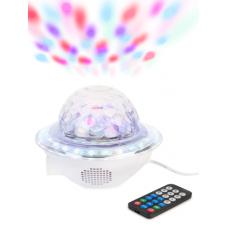 """Диско-Лампа """"НЛО"""" без подставки, вращающаяся, светодиодная, с разъемом USB, Блютузом, с пультом"""