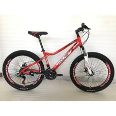 Велосипед горный ROUSH 26MD220-2 красный