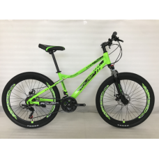 Велосипед горный ROUSH 26MD220-3 зеленый