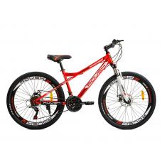 Велосипед горный ROUSH 26MD260-2 красный