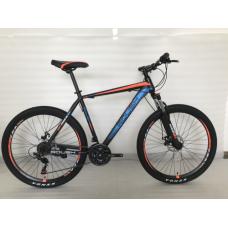 Велосипед горный ROUSH 27MD210-1 синий матовый