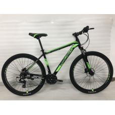 Велосипед горный ROUSH 29HD210 AL PRO-3 зеленый