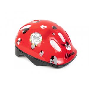 Шлем: красный
